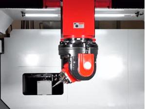 5 Axes CNC Ultrasonic Milling Machine