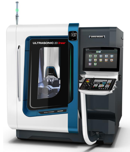 Precision Ultrasonic Milling & Grinding
