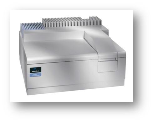 UV VIS NIR Spectrophotometer (Perkin Elmer)