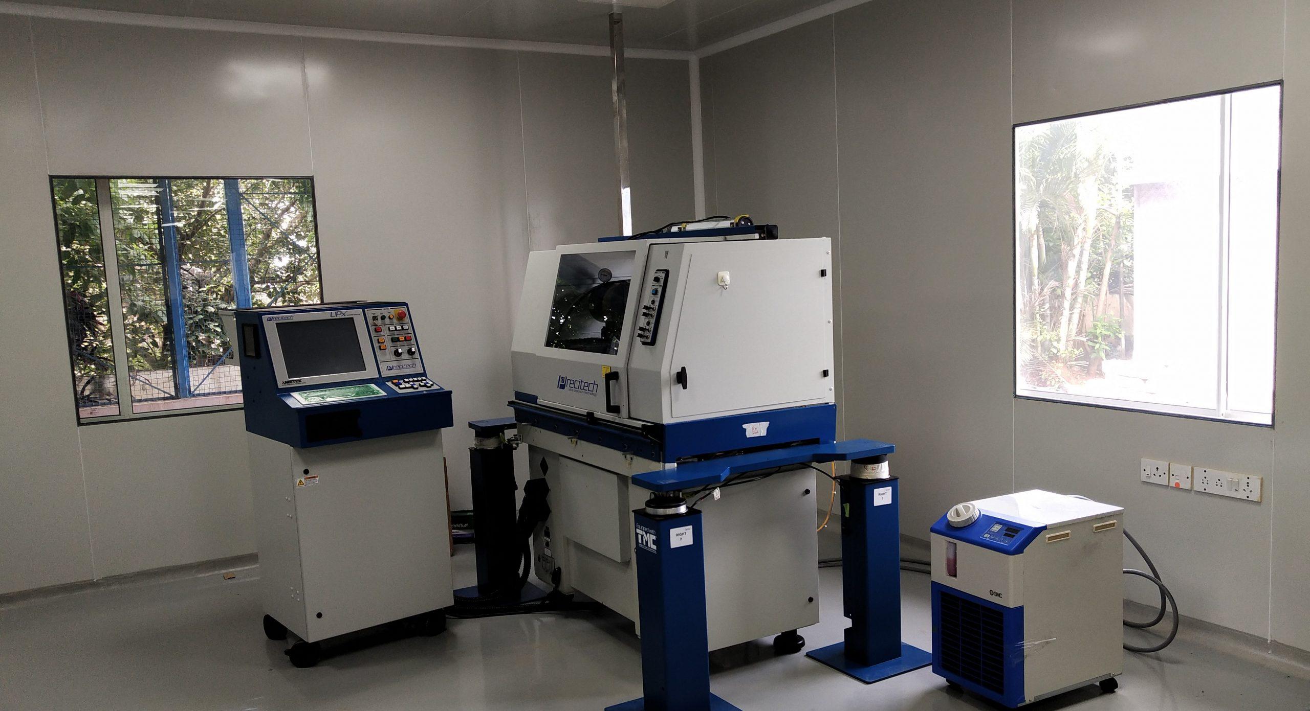 Diamond Turning Equipment – II